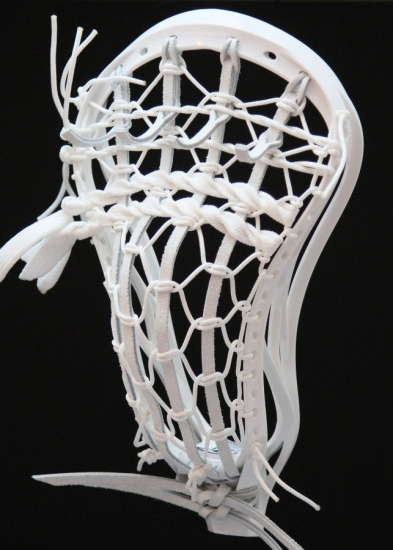 Warrior Evo 4 Traditional 6 Diamond Mens Lacrosse Heads