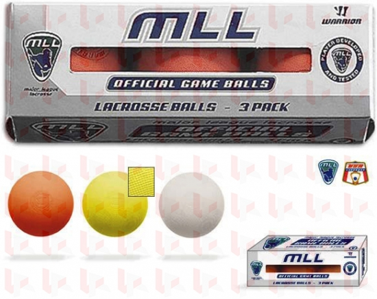 Warrior Grippy Lacrosse Ball